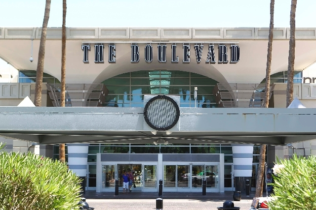The Boulevard Mall is seen on Saturday . The regional mall has gone through a few identities, with this last one focused on attracting a Hispanic and Filipino demographic.