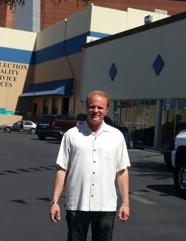 Larry Alterwitz Is President And CEO Of Walker Furniture.