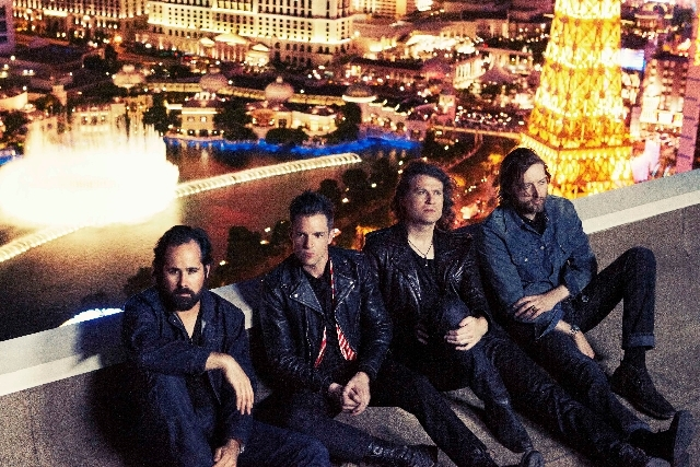 The Killers, a local band that surged to national stardom, will headline the Life Is Beautiful festival in downtown Las Vegas in October.