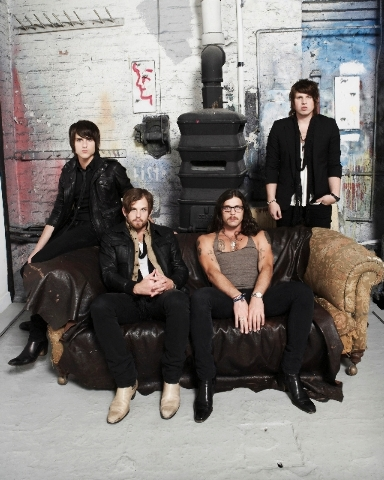 Kings of Leon's performance at the Life Is Beautiful Festival will be its first after the September release of its new album.