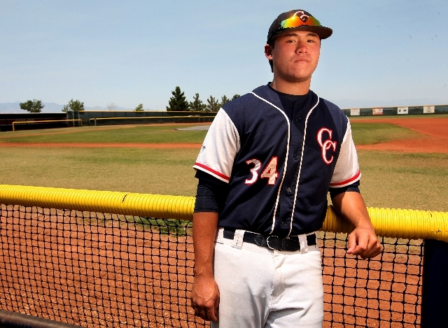 Coronado High School's Chandler Blanchard has been named Player of the Year.