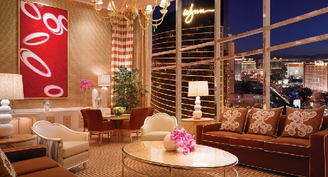 Amenities run to the luxurious at this three-bedroom suite at the Encore Hotel-Casino in Las Vegas. Nearly $100,000 in damages to a similar room have landed a California lawyer in hot water follow ...