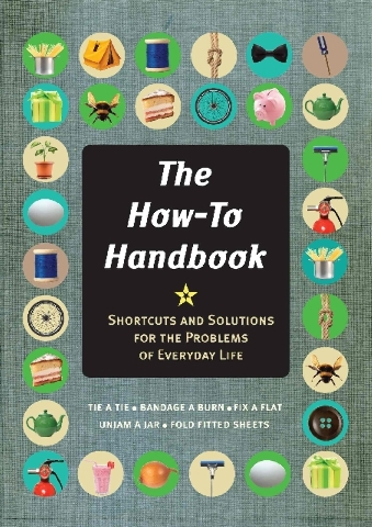 """""""The How-To-Handbook"""" might be just the thing to get teens through summer."""