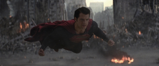 """Man of Steel"" tells the story of Superman again on the big screen."