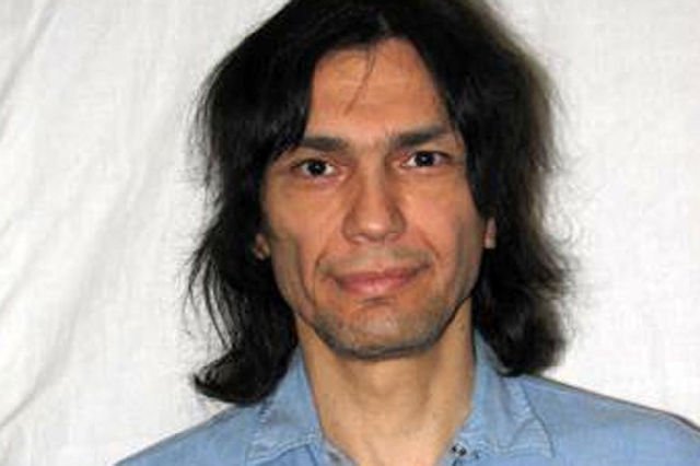 Convicted killer Richard Ramirez, shown in this 2007 photo, has died. California corrections officials say Ramierez, known as the Night Stalker, died early Friday.