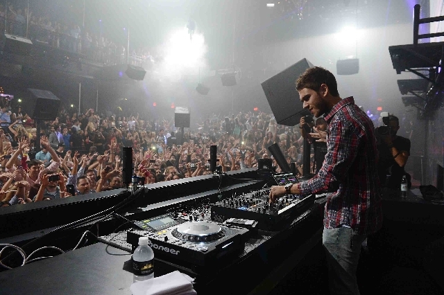 Zedd is scheduled to perform Friday at Light, joining an impressive lineup of DJs delivering dance songs for the masses.