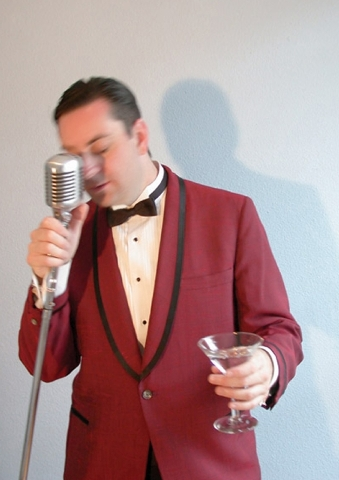 Richard Cheese and his Lounge Against the Machine play Sunset Station on Friday.