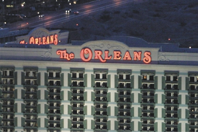 The Orleans is shown in a file photo.