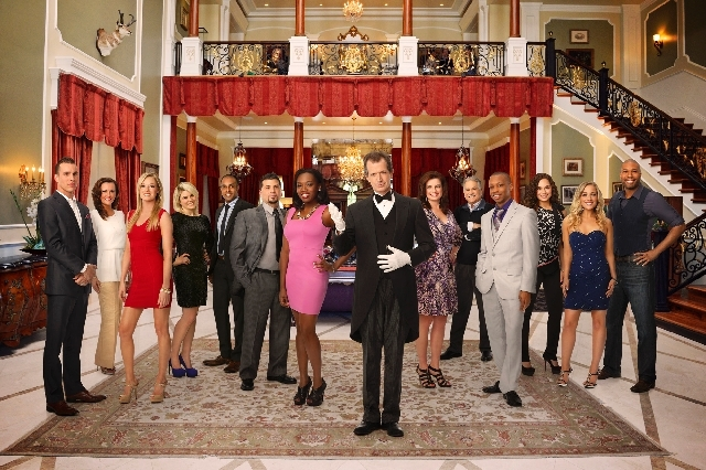 """""""Whodunnit?"""" puts 13 amateur sleuths' investigative skills to the test in a mystery reality competition for the grand prize of $250,000. The series airs at 9 p.m. Sunday on KTNV-TV, Channel 13."""