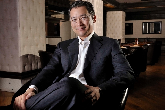 Andy Choy, president and CEO of the Riviera on the Strip, was fired on Friday.