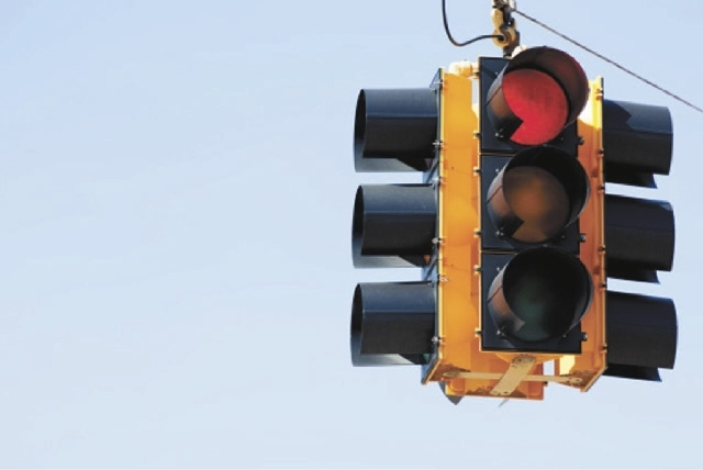 Some motorists at Rancho and Bonanza are all too familiar with a red light staring back at them.