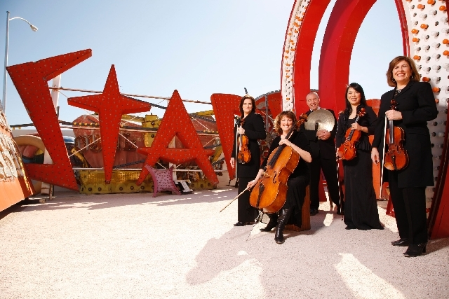 """The Las Vegas Philharmonic Orchestra will perform """"4th with the Phil"""" at The Smith Center for the Performing Arts."""