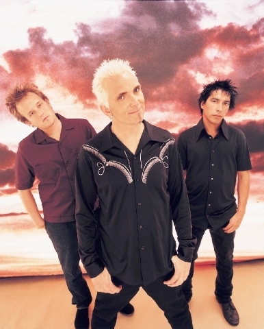 """Everclear joins Live, Filter and Sponge for the """"Summerland Tour"""" on Saturday at the Fremont Street Experience."""