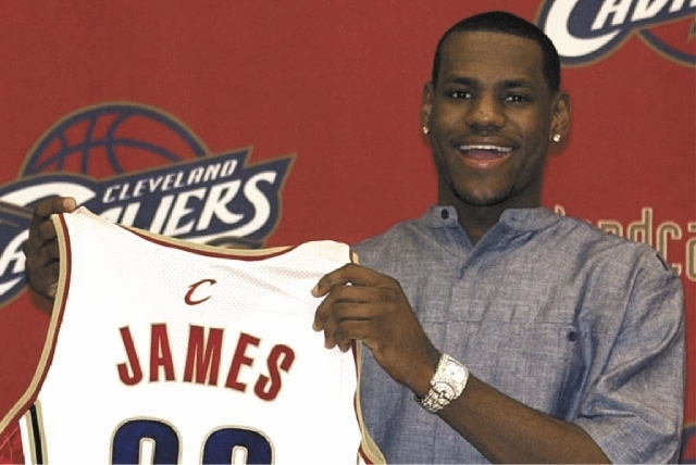 Despite ending his time in Cleveland on a sour note, LeBron James can still be considerd the best draft pick in Cavs franchise history.