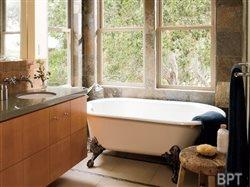 Transform your bathroom into an at-home spa experience