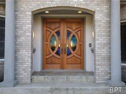 Adore your front door: Three tips for beautiful wood doors in any climate