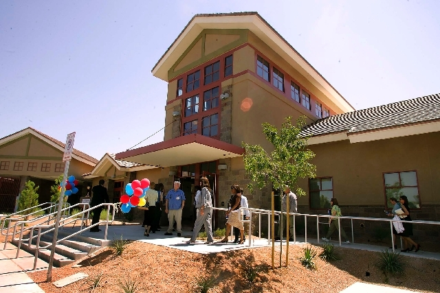 Gov. Brian Sandoval is calling for a special legislative action to speed up the release of already budgeted funds for additional improvements at Rawson-Neal Psychiatric Hospital in Las Vegas, offi ...