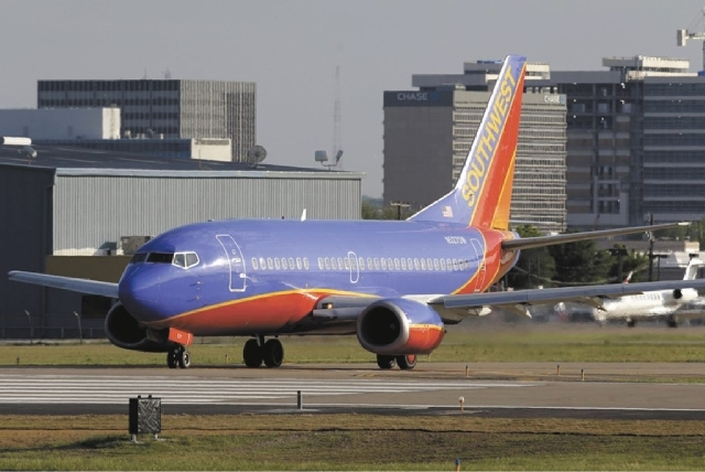 Southwest Airlines, the largest carrier at McCarran International Airport, announced on Monday that it will begin once-a-day nonstop service to Flint, Mich. on Aug. 11.