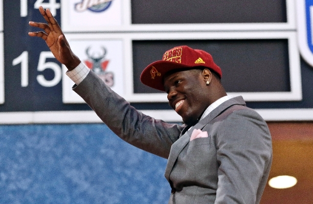 No. 1 overall draft pick Anthony Bennett of the Cleveland Cavaliers will not play at the NBA Summer League in Las Vegas.