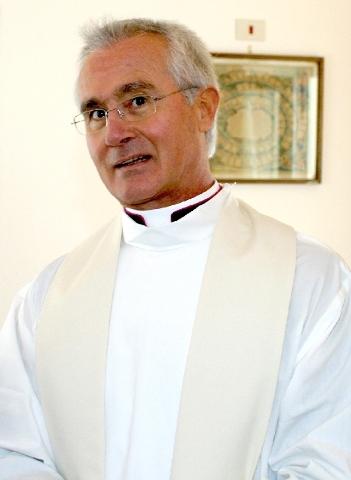 An undated photo of Monsignor Nunzio Scarano in Salerno, Italy.