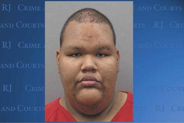 Frank Nichols III was booked into the Henderson Detention Center on murder charges on Tuesday.