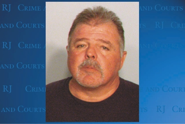 Carl Fruge, a retired Las Vegas deputy police chief, was arrested Tuesdy night on DUI and battery charges.