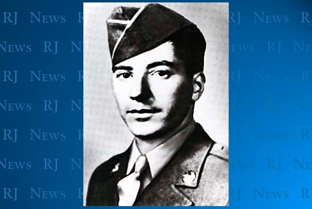 Pvt. George J. Peters, a Medal of Honor recipient, was a member of G Company, 507th Parachute Infantry Regiment.