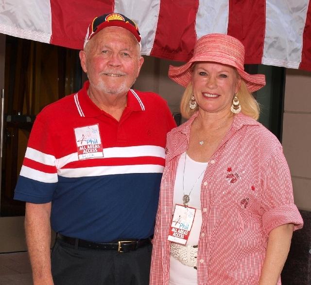 Rick and Jeri Crawford