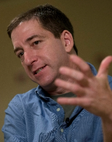 "Glenn Greenwald, The Guardian journalist who first reported Edward Snowden's disclosures of U.S. surveillance programs, says the former National Security Agency analyst has ""thousands of documents ..."