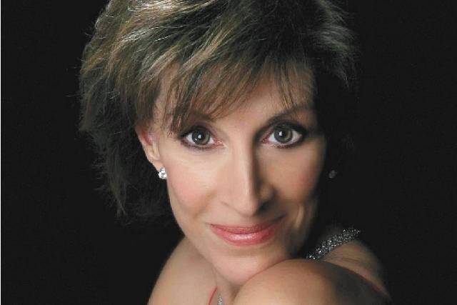 Deana Martin, the daughter of Rat Pack legend Dean Martin, will sing, tell stories and show home movies in shows this weekend at South Point.