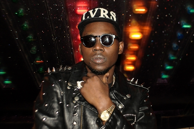 Theophilus London will be rapping at the Boulevard Pool at The Cosmopolitan.