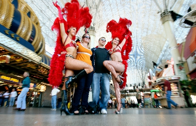 4. Fremont Street Experience