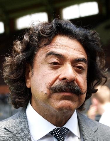 Shahid Khan: Mustache in danger?