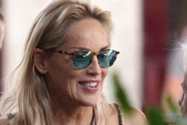 Sharon Stone will play Lovelace's mom.