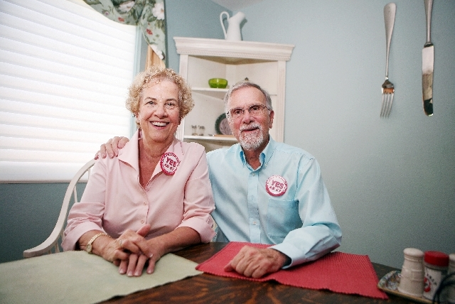 Barbara Paulsen and her husband, David, are Boulder City United Methodist Fellowship members and volunteers with Nevadans for the Common Good, a local interfaith coalition that worked for passage  ...