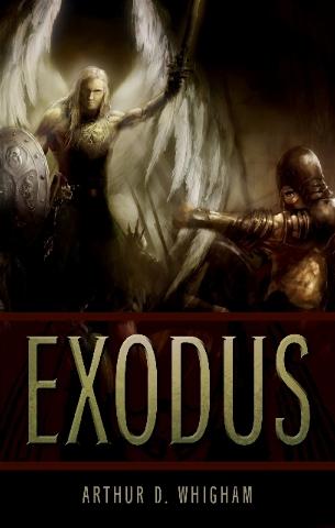 "Arthur D. Whigham's first novel is the supernatural adventure ""Exodus."""