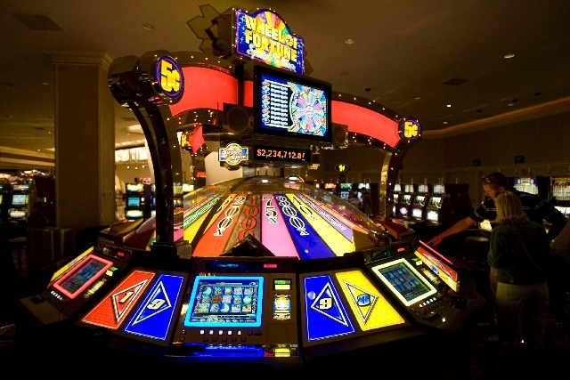 Biloxi casino slot payouts