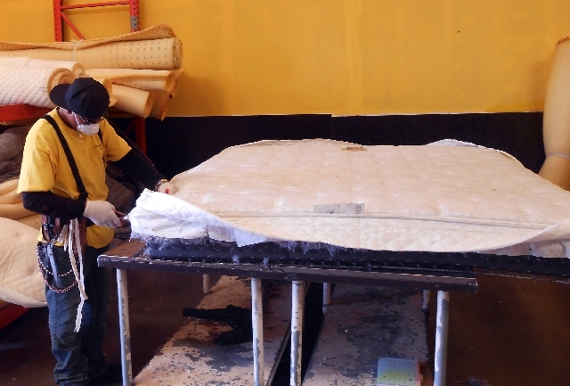 Gonzalez Mattress Paloma S Destroyer In Residence Picks Apart A Recently Delivered July