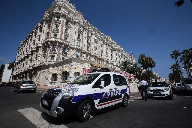 A staggering $136 million worth of jewels and diamonds were stolen Sunday from the Carlton Intercontinental Hotel in Cannes, in one of Europe's biggest jewelry heists recent years, police said. Th ...