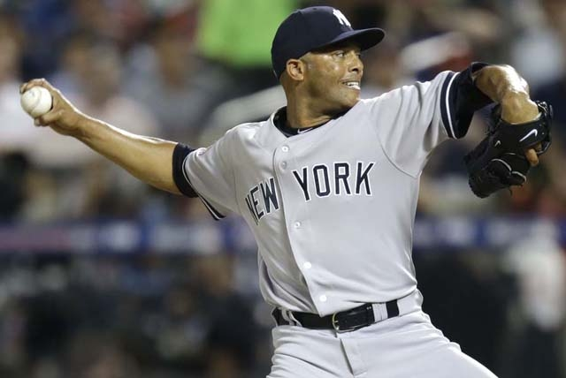 Mariano Rivera earned the All-Star MVP trophy and some memorable moments in New York Tuesday night.