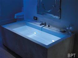 Four ways to tech up your bathroom