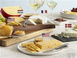 Three simple ideas for creating an amazing cheese platter