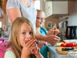After-school smarts: Go healthy when kids go home