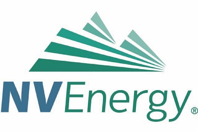 NV Energy logo.