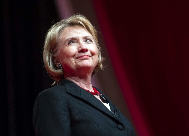The Republican National Committee said Monday that NBC and CNN -- which are creating separate features on former Secretary of State Hillary Rodham Clinton -- are promoting Clinton's potential pres ...