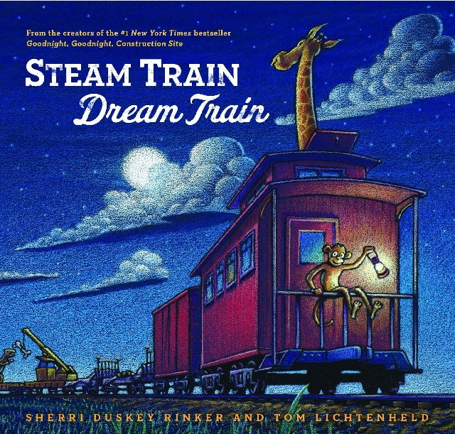 """""""Steam Train, Dream Train' is a book designed to keep kids from derailing bedtime plans."""