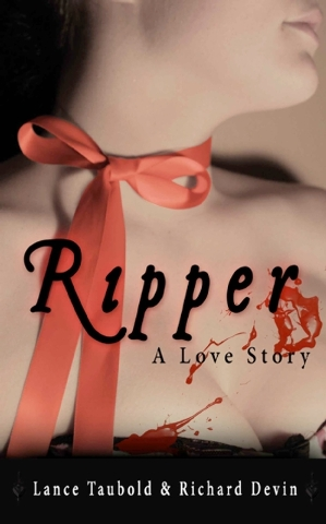 "Henderson writers Lance Taubold and Richard Devin are authors of ""Ripper: A Love Story."""