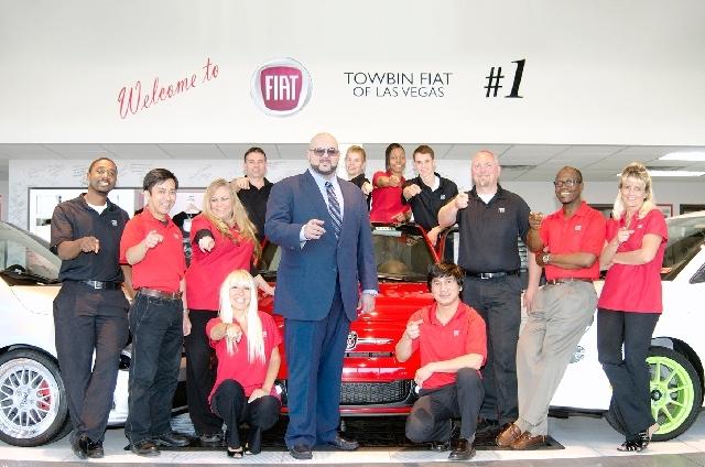 Dodge Dealership Las Vegas >> Towbin Dodge Fiat Rank No 1 In Nation Las Vegas Review