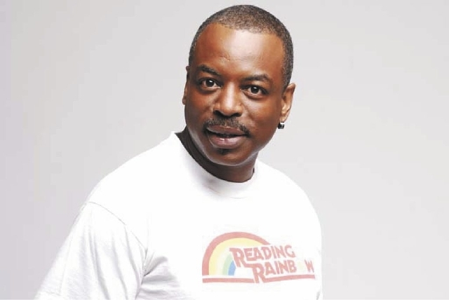 """Reading Rainbow"" has been canceled, but former host LeVar Burton is promoting its app."