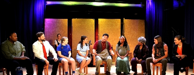 """Godspell,"" the 1971 musical about Jesus and his disciples, will be performed at 8 p.m. Friday and Saturday and 2 p.m. Sunday at the Onyx Theatre. More shows will be Aug. 15-17."